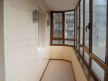 Ремонт балкона в Кирове. Ремонт лоджии