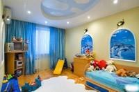 Отделка детской комнаты в Кирове