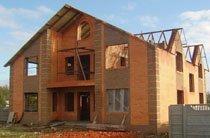 Строительство домов из кирпича в Кирове и пригороде