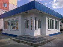 Строительство магазинов в Кирове и пригороде