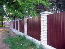 Строительство заборов, ограждений в Кирове