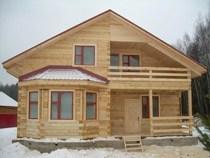 Строительство домов из бруса в Кирове. Нами выполняется строительство домов из бруса, бревен в городе Киров и пригороде
